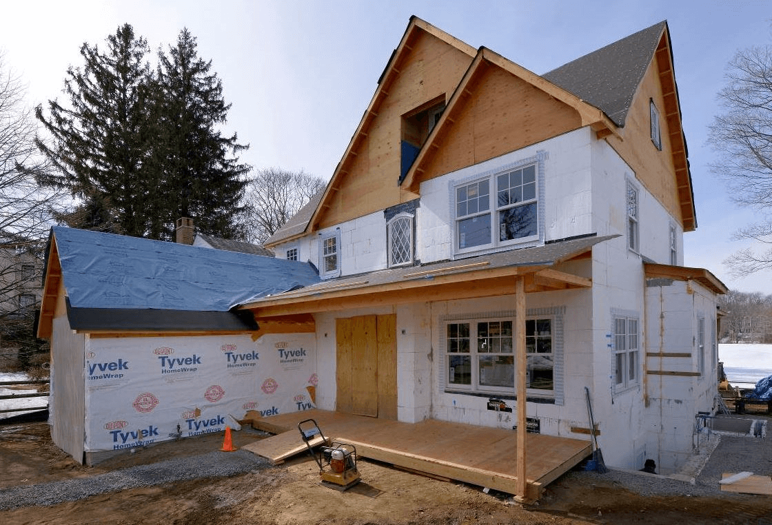 Fire Resistant Homes with Fox Blocks ICFs